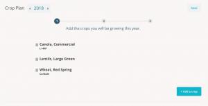 Plan Your Crop Year Using Crop Planner